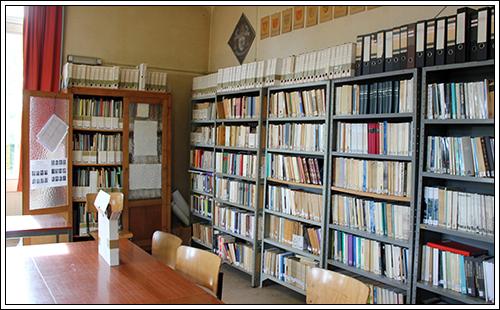 Bibliothèque du CHAW
